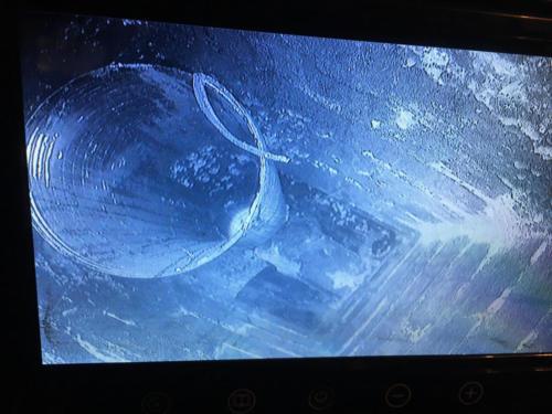 CCTV Chimney Survey