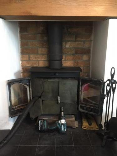 Chimney Sweeping Job Completed In Wiltshire