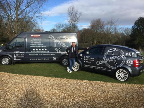 Picture of Darren & Work Vehicles
