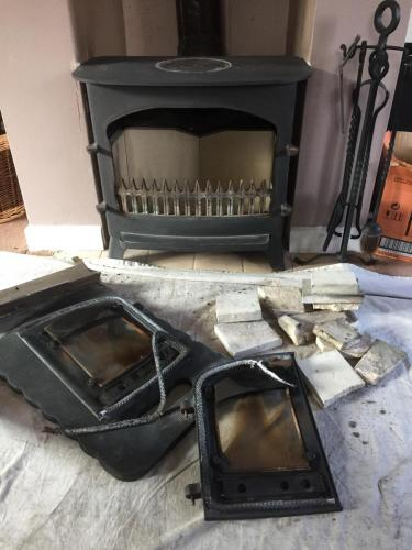 Stove Repair In Wiltshire